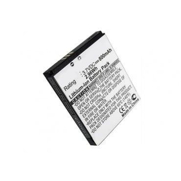 [tag] Doro PhoneEasy 410 / 410GSM / 610 800mAh batteri (kompatibelt) Doro batterier
