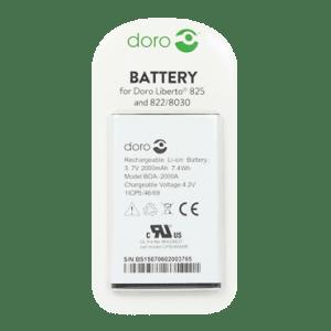 Doro batterier