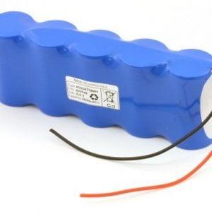Nødbelysning batterier