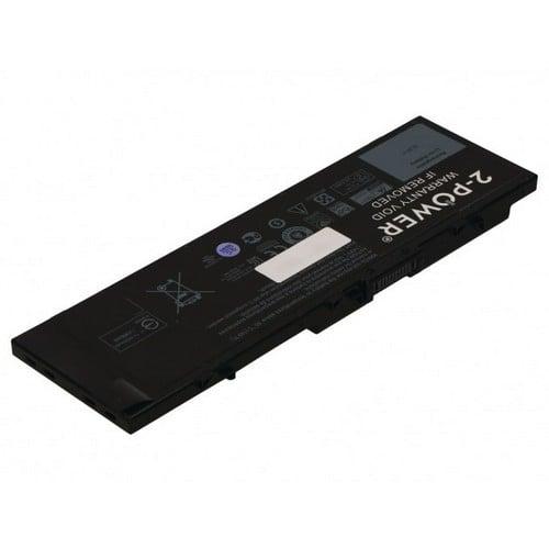 [tag] 2-Power batteri til bl.a. Dell Precision 15 7520 – 6486mAh Batterier Bærbar
