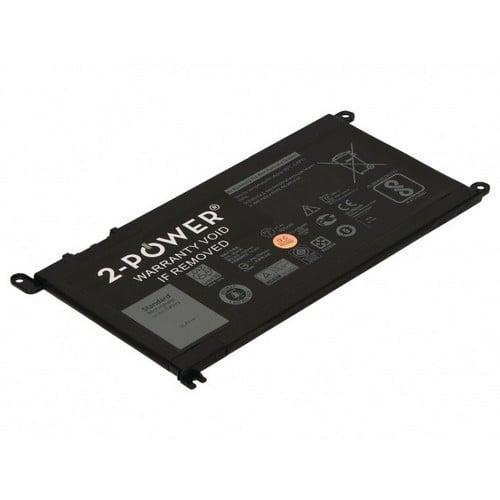 [tag] 2-Power batteri til bl.a. Dell Inspiron 13 5378 2-In-1 – 3500mAh Batterier Bærbar