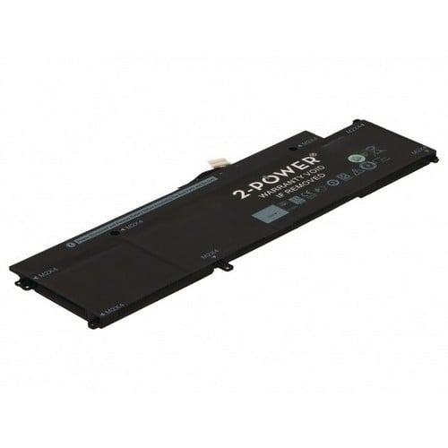 [tag] 2-Power batteri til bl.a. Dell Latitude 7370 – 5831mAh Batterier Bærbar