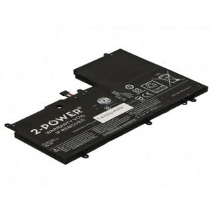 [tag] 2-Power batteri til bl.a. Lenovo ThinkPad Yoga 3 14 – 6000mAh Batterier Bærbar