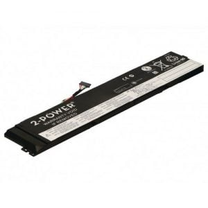 [tag] 2-Power batteri til bl.a. Lenovo ThinkPad S431, S440, V4400U – 3100mAh Batterier Bærbar