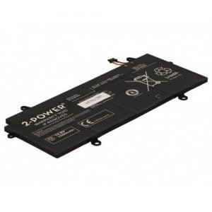 [tag] 2-Power batteri til bl.a. Toshiba Portege Z30-C – 3380mAh Batterier Bærbar