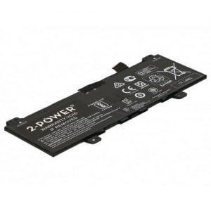 [tag] 2-Power batteri til bl.a. HP Chromebook X360 – 6150mAh Batterier Bærbar