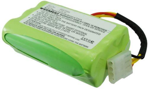 [tag] Batteri til NEATO Robotstøvsugere XV-11(Kompatibelt) ( OBS! Maskinen bruger 2 stk.) – 3500 mAh Neato