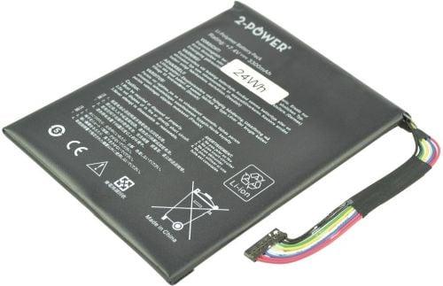 [tag] Main Battery Pack 7.4V 3300mAh Batterier Bærbar