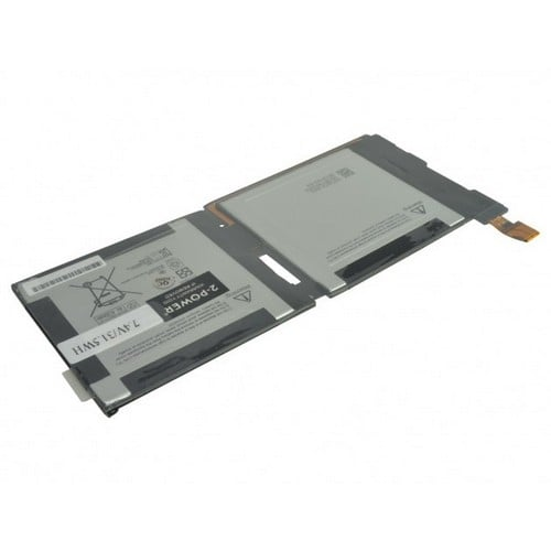 [tag] 2-Power Laptop batteri til Microsoft Surface RT – 4250mAh Batterier Bærbar