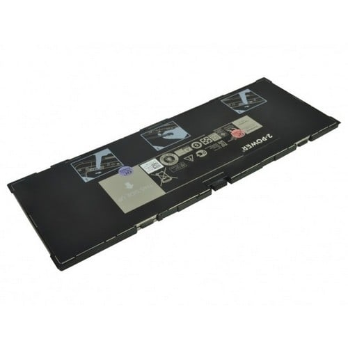 [tag] 2-Power Laptopbatteri til bl.a. Dell Venue 11 Pro (5130) (Kompatibelt) – 4300mAh Batterier Bærbar