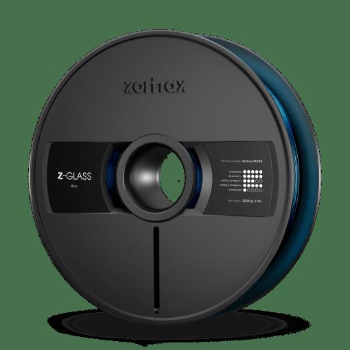 [tag] Zortrax Z-GLASS – M300 – 1.75 mm – 2 kg – Blue 3D Filament