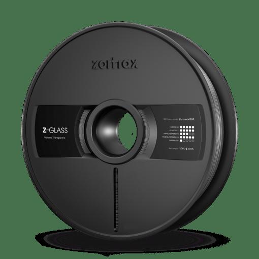 [tag] Zortrax Z-GLASS – M300 – 1.75 mm – 2 kg – Clear 3D Filament