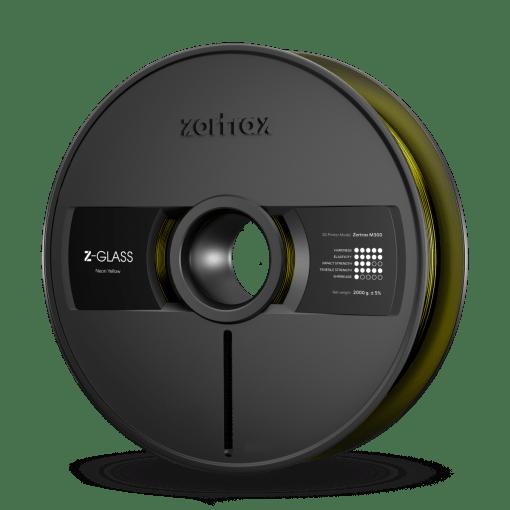 [tag] Zortrax Z-GLASS – M300 – 1.75 mm – 2 kg – Neon Yellow 3D Filament