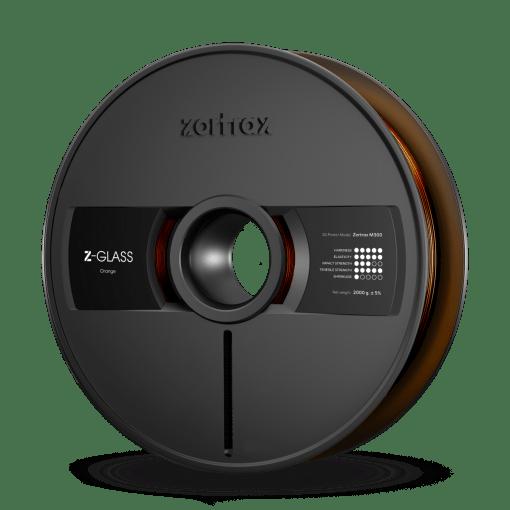 [tag] Zortrax Z-GLASS – M300 – 1.75 mm – 2 kg – Orange 3D Filament