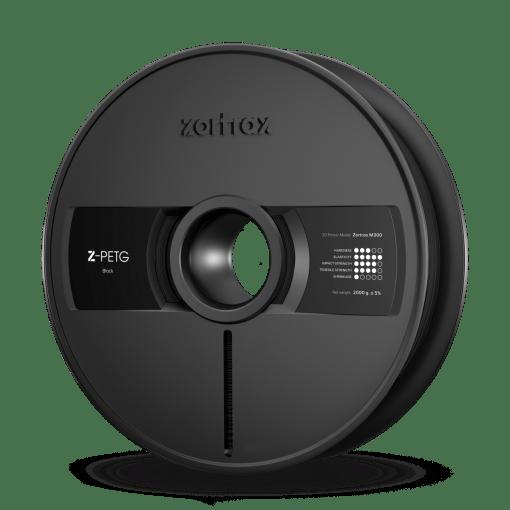[tag] Zortrax Z-PETG – M300 – 1.75 mm – 2 kg – Black 3D Filament