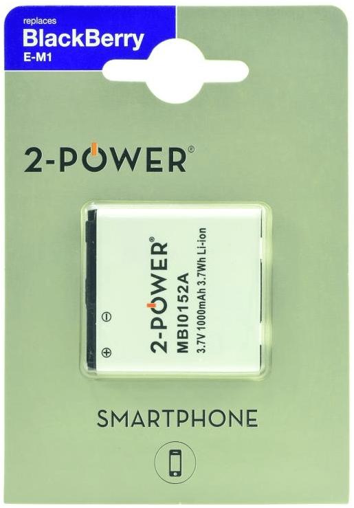 [tag] Smartphone Battery 3.7V 1000mAh Mobiltelefon batterier
