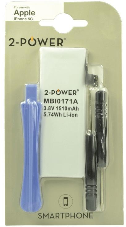 [tag] Smartphone Battery 3.8V 1560mAh + Tools Mobiltelefon batterier