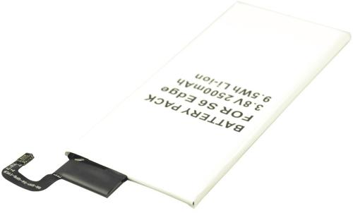 [tag] Smartphone Battery 3.8V 2500mAh Mobiltelefon batterier