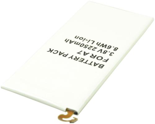 [tag] Smartphone Battery 3.8V 2250mAh Mobiltelefon batterier