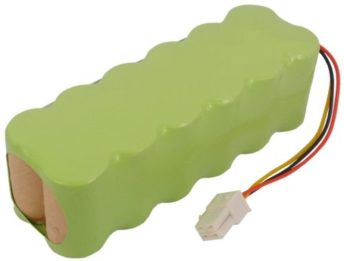 [tag] Batteri til bl.a. Samsung NaviBot SR8840, SR8845, SR8855, SR8895, VCR8855 (Kompatibelt) – 2500mAh Robovac