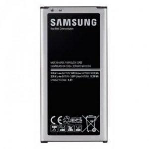 [tag] Samsung Galaxy S5 MINI Batteri EB-BG800BBE (Original) Mobiltelefon batterier