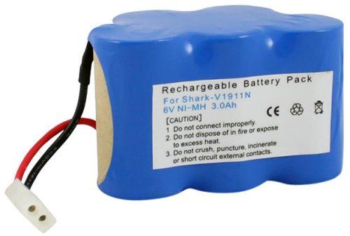 [tag] XB1916 – Shark Cordless Sweeper batteri – 3000 mAh Shark