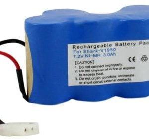 Robot støvsuger batterier