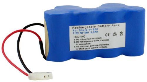 [tag] XB1918 – Shark Cordless Sweeper batteri – 3000 mAh Shark