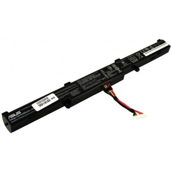 [tag] 0B110-00220100 batteri til X550E (Original) 2950mAh Batterier Bærbar