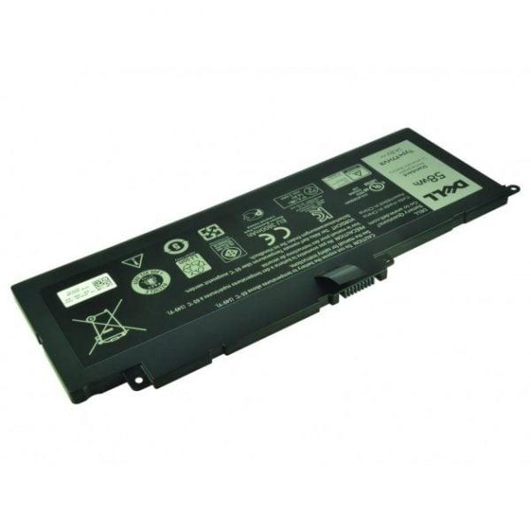 [tag] 451-BBFS batteri til Dell Latitude E7440 (Original) 6350mAh Batterier Bærbar