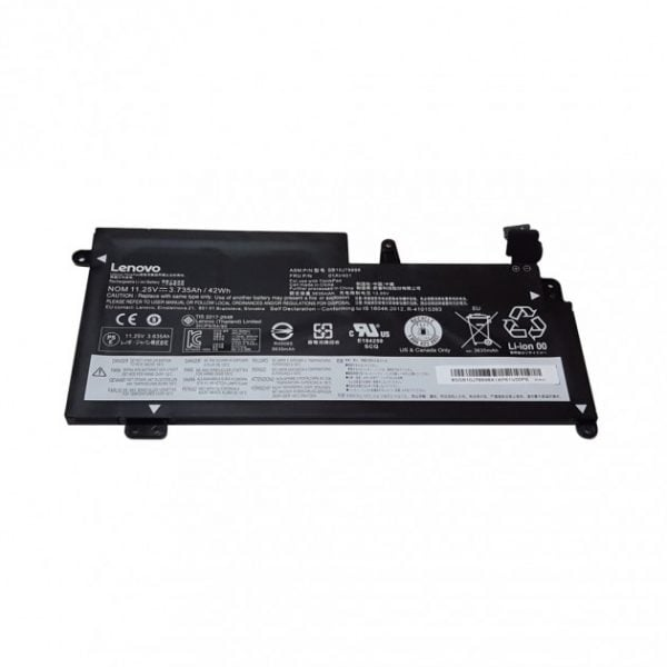 [tag] Lenovo 01AV401 Batteri til bl.a. ThinkPad 13 Chromebook, 3635mAh (Original) Batterier Bærbar