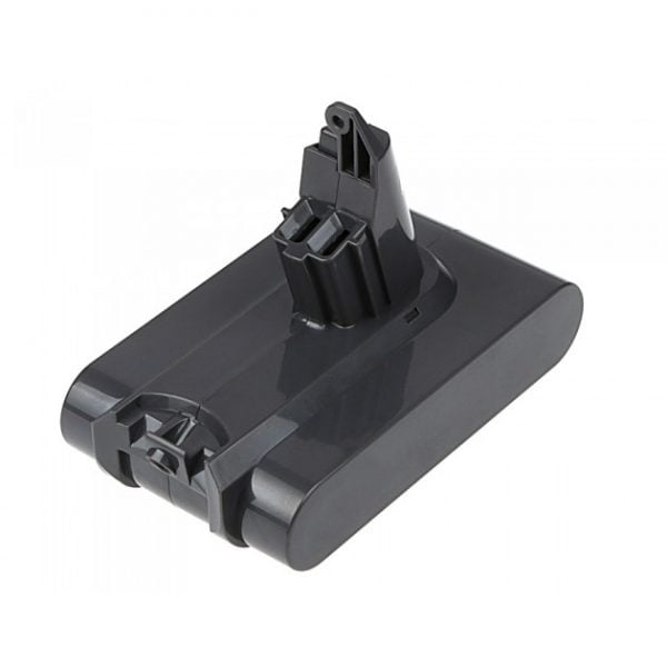 [tag] Dyson 21,6V batteri til V6 Absolute, DC58, DC61, DC62 støvsuger (Kompatibelt) – 2500 mAh Dyson robotstøvsuger batterier