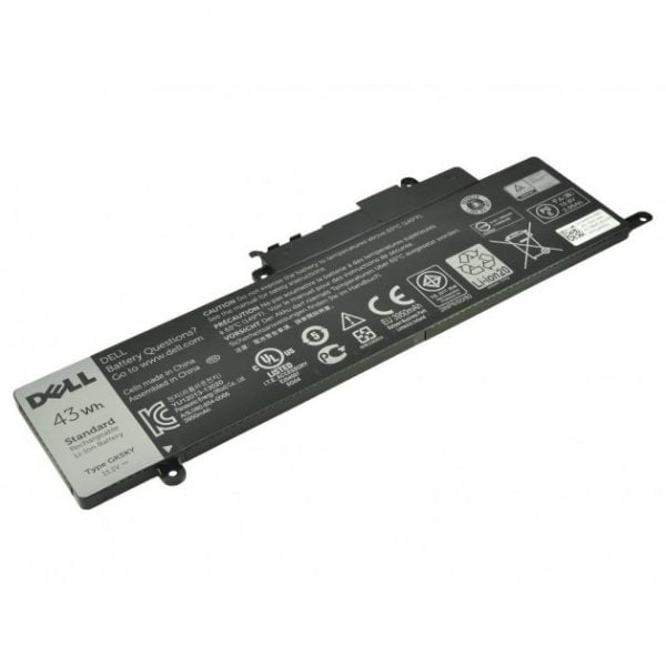 [tag] Dell Laptop batteri til Dell Inspiron 13 7347 3950mAh Batterier Bærbar
