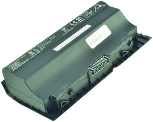 [tag] 0B110-00070000 batteri til Asus G75VW (Original) 5200mAh Batterier Bærbar