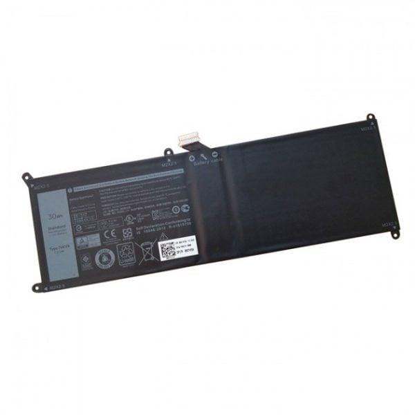 [tag] Dell Latitude 12 7275 Batteri – Original Batterier Bærbar