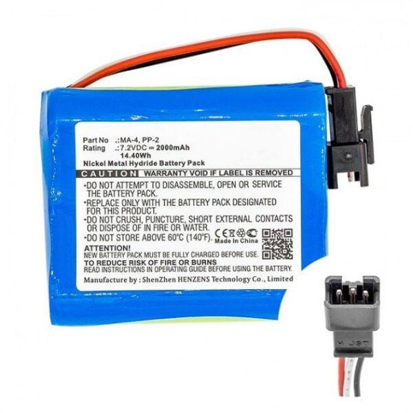 [tag] Tivoli Audio batteri til bl.a. Tivoli Pal bt (Kompatibelt) / 2000mAh AA AAA C D 9V
