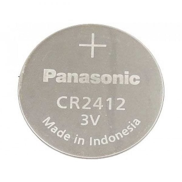 [tag] CR2412 3 Volt Lithium batteri Batterier Lithium