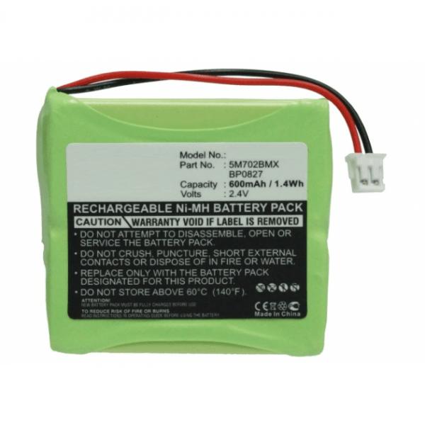 [tag] Batteri til bl.a. Slim DECT 500 / Doro TH50 (Kompatibelt) Doro batterier