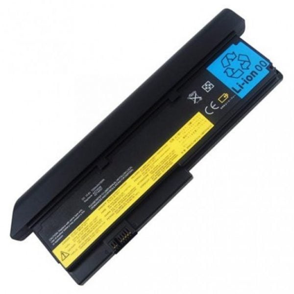 [tag] 43R9255 batteri til IBM ThinkPad X200 (Original) 7800mAh Batterier Bærbar