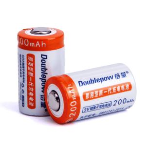 [tag] CR2 batteri (2 stk) Tilbehør til hjemmet