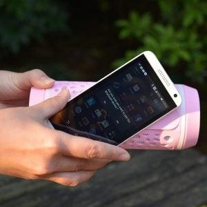 [tag] LEPA – Bluetooth udendørs Højtaler-Pink Ukategoriseret