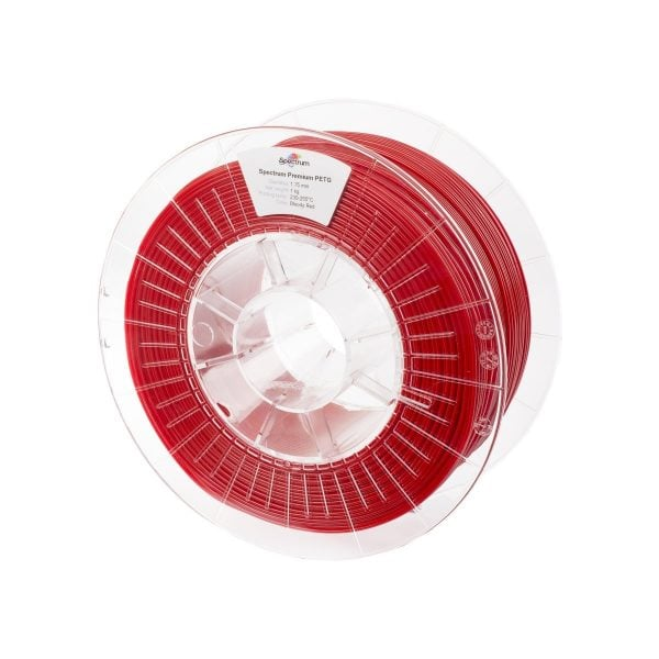 [tag] Spectrum Filaments – PETG – 1.75mm – Bloody Red – 1 kg Spectrum Filaments