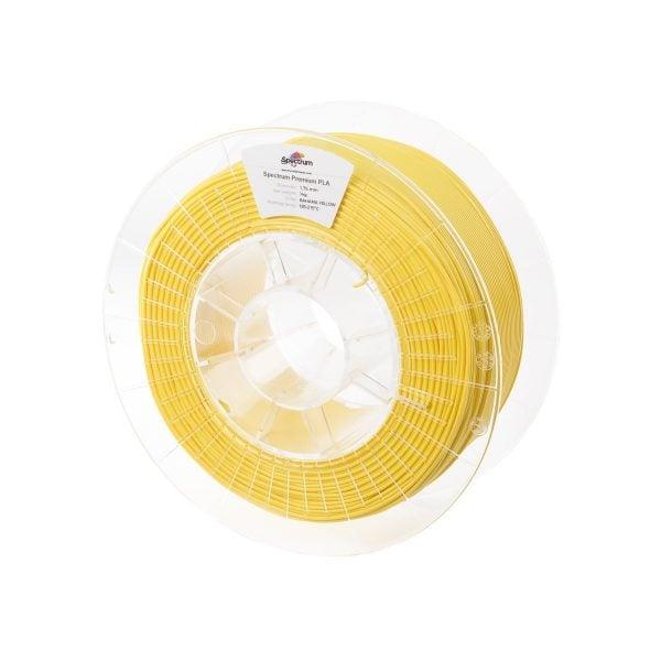 [tag] Spectrum Filaments – PLA – 1.75mm – Bahama Yellow – 1 kg Spectrum Filaments