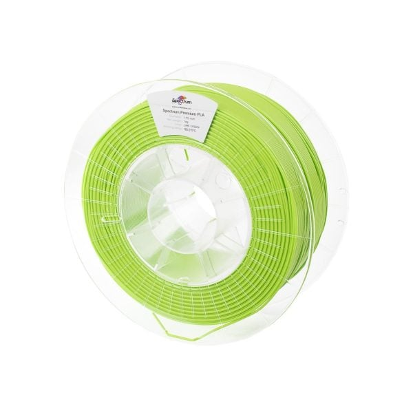 [tag] Spectrum Filaments – PLA – 1.75mm – Lime Green – 1 kg Spectrum Filaments