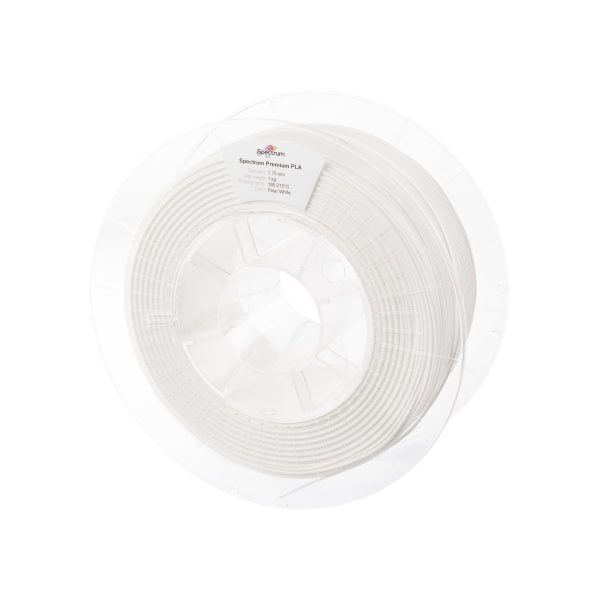 [tag] Spectrum Filaments – PLA – 1.75mm – Polar White – 1 kg Spectrum Filaments