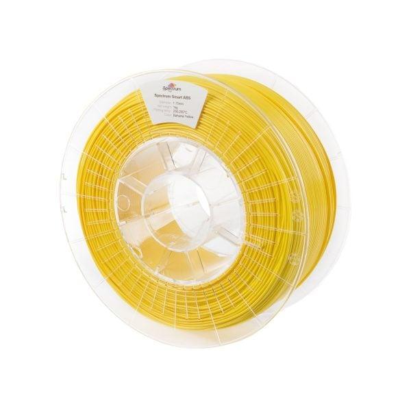 [tag] Spectrum Filaments – Smart ABS – 1.75mm – Bahama Yellow – 1 kg Spectrum Filaments