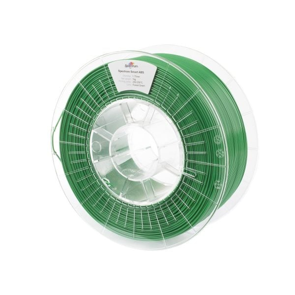 [tag] Spectrum Filaments – Smart ABS – 1.75mm – Forest Green – 1 kg Spectrum Filaments