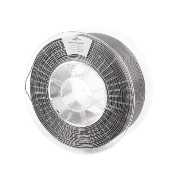 [tag] Spectrum Filaments – Smart ABS – 1.75mm – Silver Star – 1 kg Spectrum Filaments