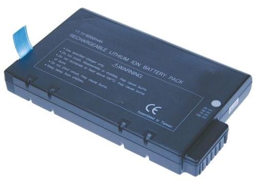 [tag] PE-202D2 batteri til Samsung VM7000 (Kompatibelt) 6900mAh Batterier Bærbar