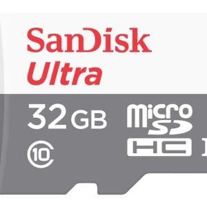 [tag] Micro SD kort 32 GB Tilbehør til hjemmet